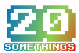 20 somethings logo